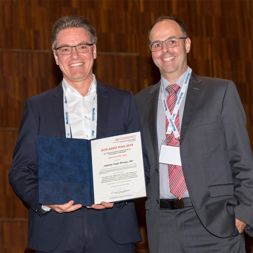ACO-ASSO Preis Verleihung 2019